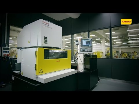 FANUC ROBOCUT - High precision CNC wire Electrical Discharge Machining  - EXTENDED Version