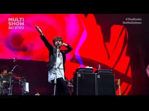 The Kooks - Bad Habit @Live Lollapalooza Brazil 2015