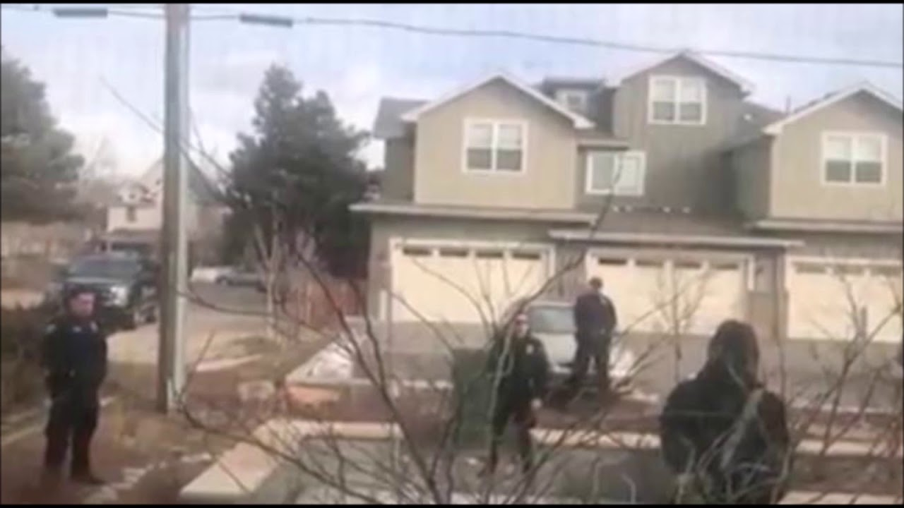 Black Man Collecting Trash From His Own Yard Is Confronted By 5 Police Officers