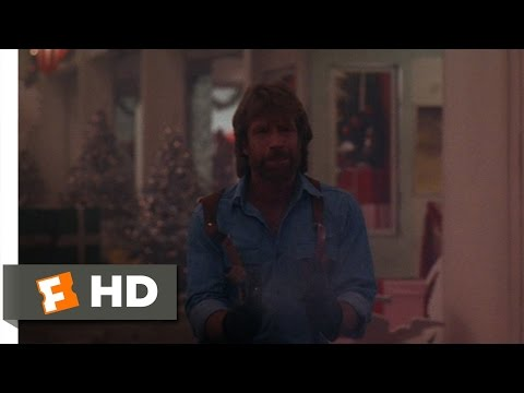 Invasion U.S.A. (6/12) Movie CLIP - Mall Shootout (1985) HD