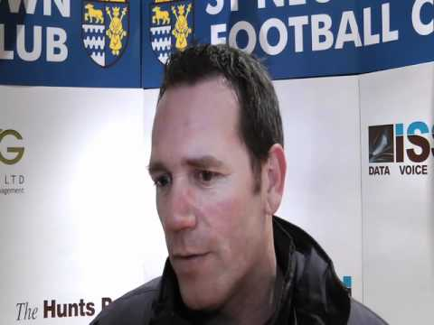 Post-match: Eaton Socon v St Neots Town
