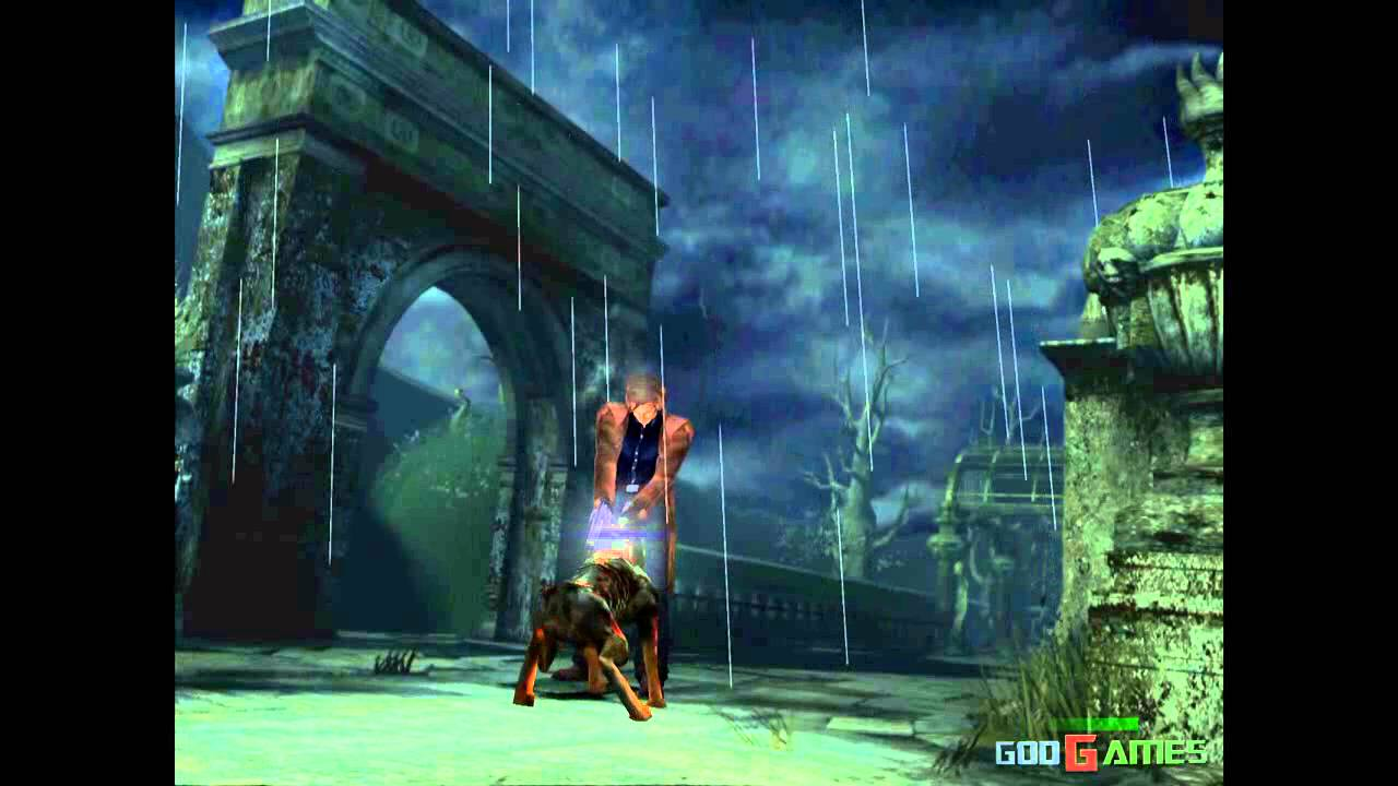 Alone In The Dark The New Nightmare Gameplay Ps2 Hd 720p Youtube