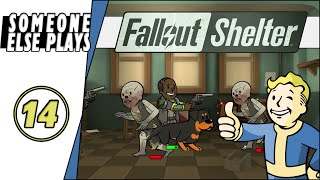 Fallout Shelter - Ep. 14 - Whack-a-Mole! | (Let
