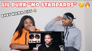 "Lil Durk ""No Standards"" (Baby Mama Diss) (WSHH Exclusive - Official Audio) - REACTION!!!"