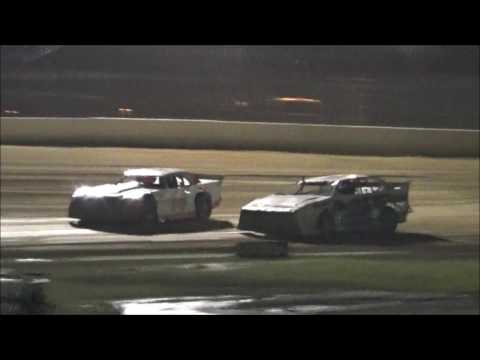 Tyler Sistrunk Motorsports - North Florida Speedway - Grandstands Cam - 9-10-2016