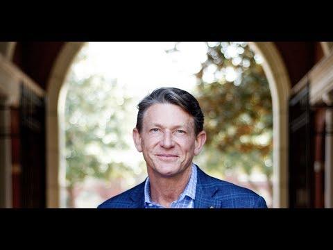 Randy Boyd on the campaign trail