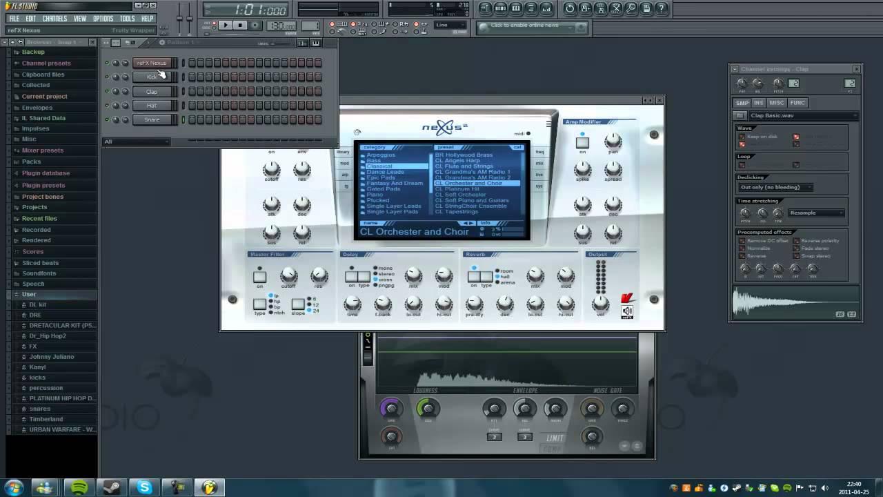 Hypersonic 2 fl studio 12