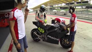 MotoGp Sepang test 2 2014, PURE SOUND