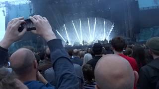 Radiohead- Daydreaming (Manchester Cricket Ground) 04/07/17