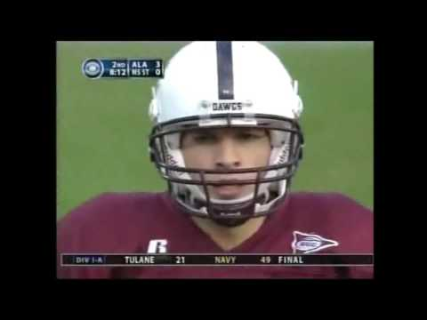 2005 #4 Alabama vs. Mississippi State Highlightss