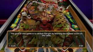 Gorgar Rules - Williams Pinball Classics