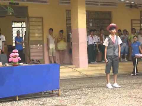 Thời Trang Giấy THCS Phú Hòa