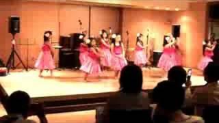 かりん フラダンス 2 森山花奈 動画 22