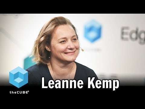 Leanne Kemp, Everledger | IBM Edge 2016