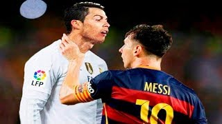 Football fights | worst angry moments ● messi, cristiano, neymar..