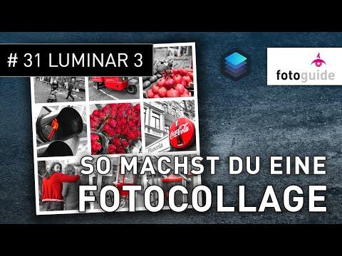 Luminar 3 # 31: So Erstellst Du Eine Fotocollage | Vorlage-Schablonen Download Kostenlos