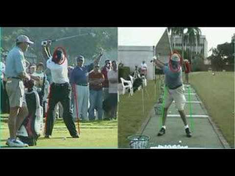 First part of of video from lesson with Bobby Cole at Doral