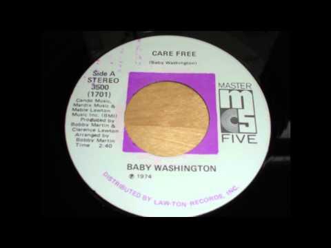 Baby Washington - Care Free