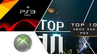 ТОП 10 Эксклюзивов PS3 и Xbox 360 (TOP 10 exclusive PS3, Xbox 360 games)