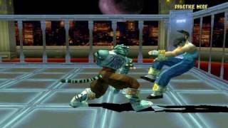 Bloody Roar 2 (PSX) - Combo Video