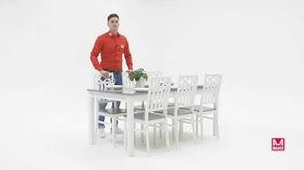 Masku / Kantri-pöytä ja -tuolit / Pohjanmaan Kaluste