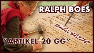 Ralph Boes: Aktion