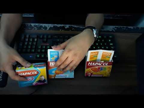 Hướng dẫn sử dụng thuốc Hạ Sốt Paracetamol - Hapacol  80 - 150 - 250