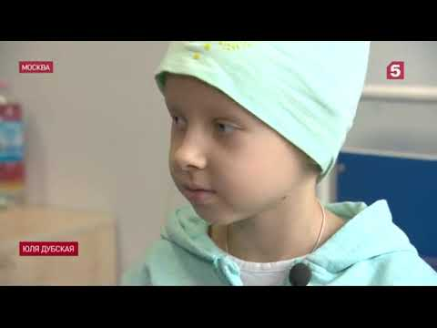 День добрых дел для Юлии Дубской, 7 лет