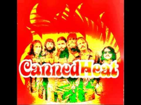 Canned Heat   – Boogie with Canned heat (full album)