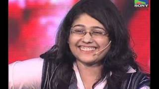 Repeat youtube video X Factor India - Indrani's amazing acoustic performance on Udi - X Factor India - Episode 5 -  2nd June 2011