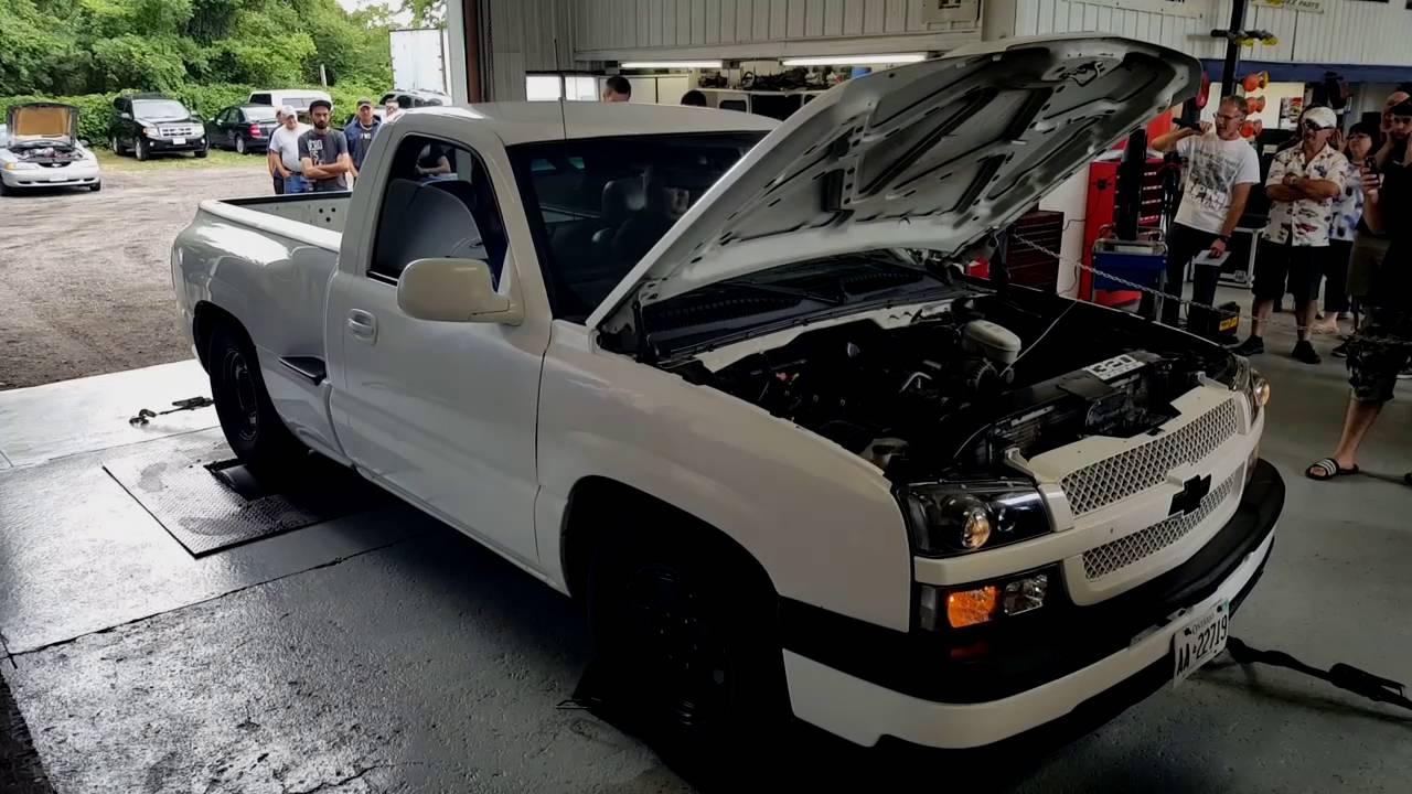6 0L LQ4 turbo silverado dyno 613rwhp!!!