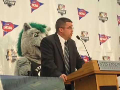 Stevenson hires Ed Hottle as first football coach
