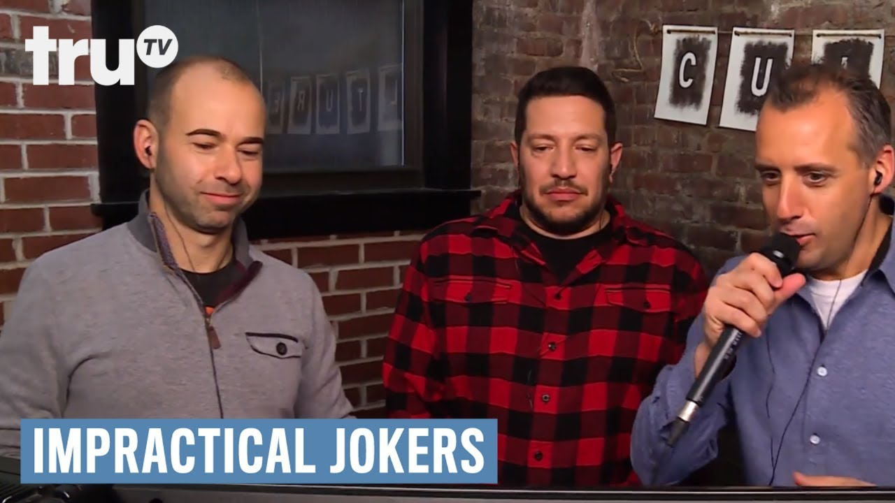 Impractical Jokers - Q Invented Batman (Deleted Scene) | truTV