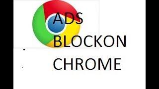 how to block ads on google chrome hindiurdu