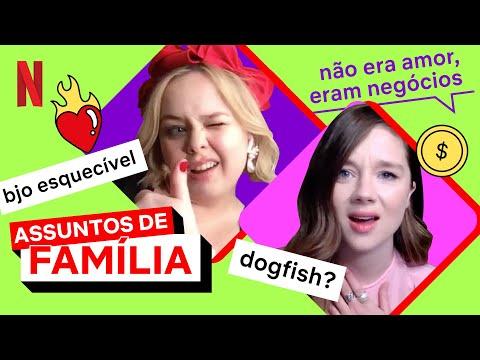 Assuntos de Família: elenco de Bridgerton opina sobre dates fracassados | Netflix Brasil
