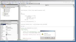 Gambar cover Web Scraper VBA Application1.16-Parsing HTML Source Code Mid String Functions