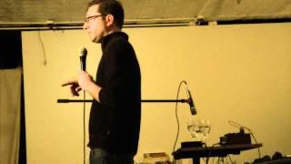 Introduction at Disquiet Junto Concert in Chicago (April 19, 2012)