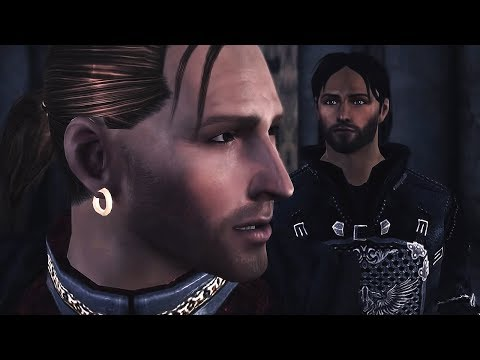 Dragon Age: Awakening. Talking to Anders (all options)
