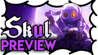 Skul: The Hero Slayer Preview | MrWoodenSheep (Video Game Video Review)