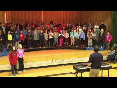 Bridle Path Elementary Chorus- This is My Wish