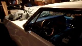 1967 Oldsmobile Delta 88 cold start