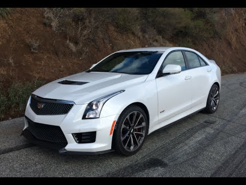 Cadillac ATS-V Sedan -  One Take