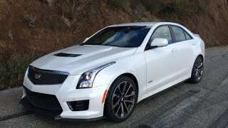 Cadillac ATS-V Sedan - (Piuma) One Take