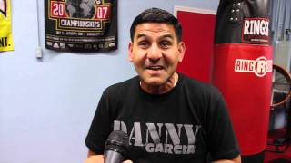 Angel Garcia Golovkin not even American why they love him