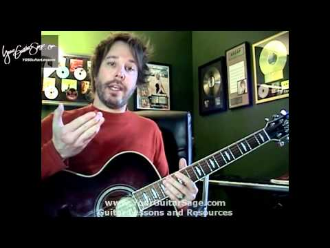 Guitar Notes - Beginner Acoustic Guitar Lesson