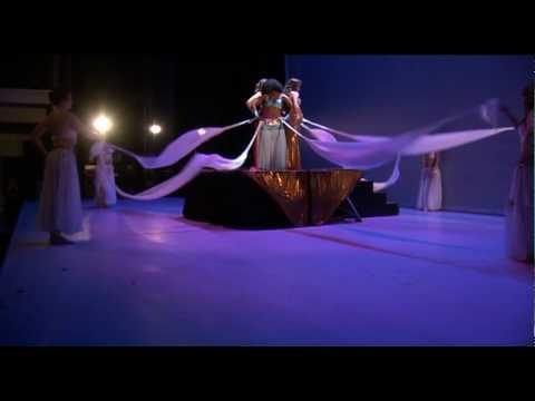 Ode aux déesses mères - Spectacle de danse orientale chorégraphié par Taly