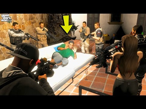 GTA 5 REAL LIFE MOD #287 WE CAPTURED LAMAR!