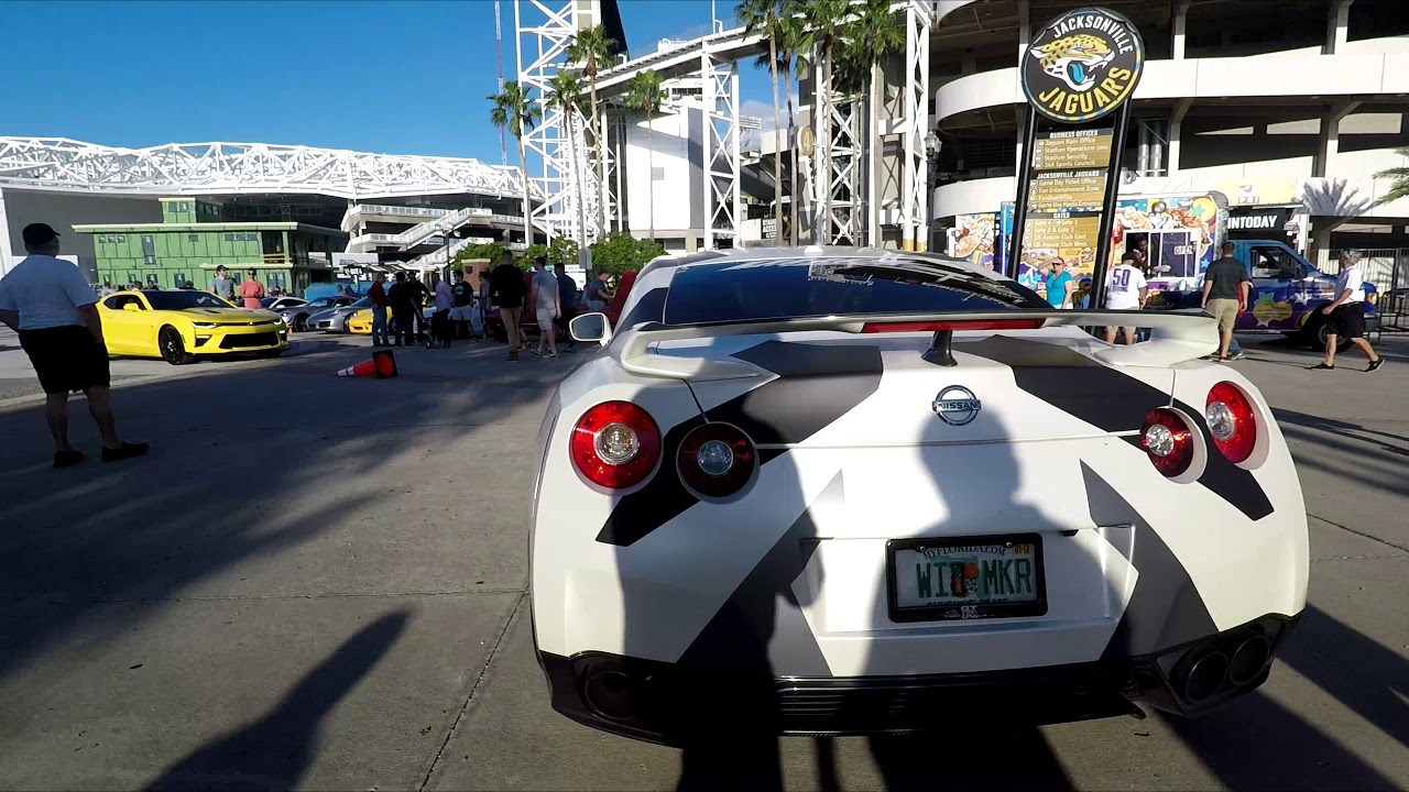 Cars And Coffee Jacksonville FL EverBank Field - Sports cars jacksonville fl