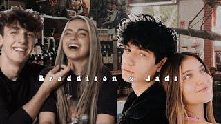 Braddison x Jads | iḟ you love someone