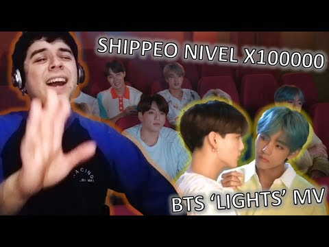 Reacción A BTS 'LIGHTS' MV + BEHIND THE SCENES!! || Shippeo Nivel 1000000